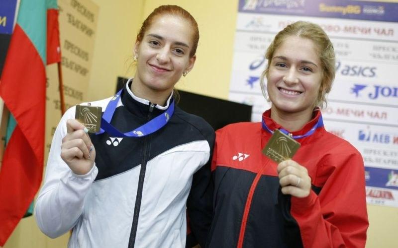 Сестри Стоеви с второ място от турнира в Базел