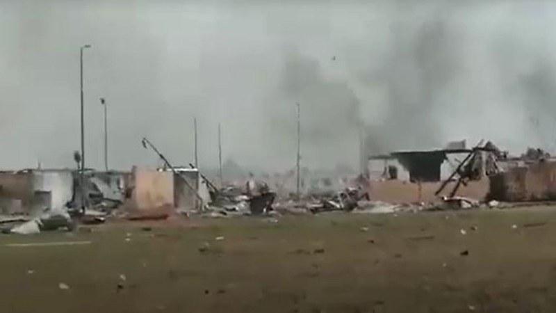20 убити при експлозии след небрежно боравене с динамит във военната база в Гвинея