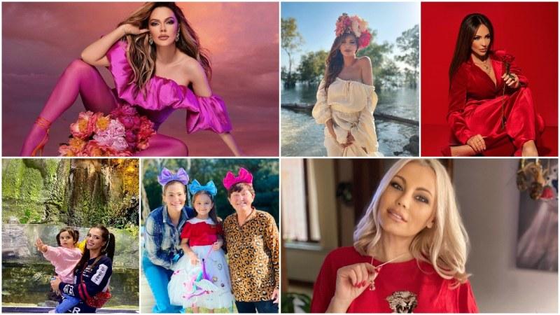 Стил, чар, красота: Известните BG ladies на 8 март