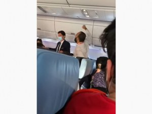 Индиецът от авариралия самолет в София буйства и в съда