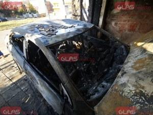 Запалиха колата на разследващия журналист Христо Гешов
