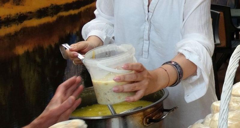 Започват проверки за качеството на топлия обяд за бедни