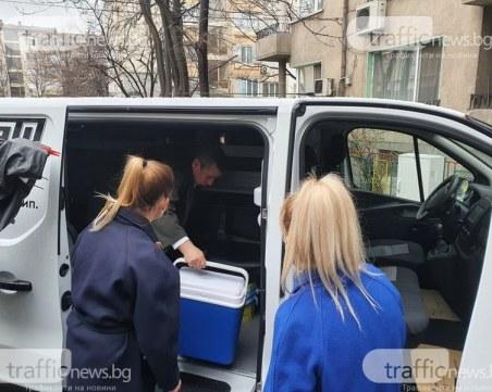 150 човека от Карловско се записаха за ваксина от мобилния екип