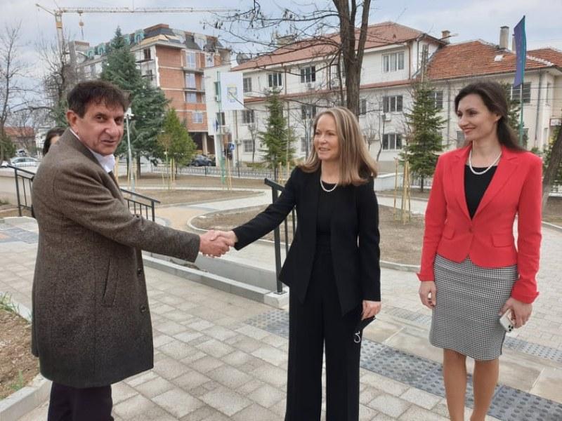 Дани Каназирева и кандидат-депутати от ГЕРБ – СДС се срещнаха с жители на Куклен