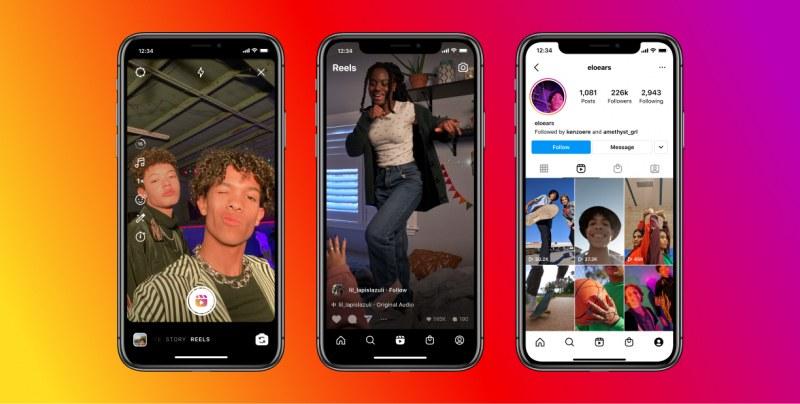 Facebook и Instagram стартират функциите Reels и Music в България