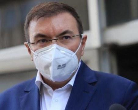 Министър Ангелов издаде заповедта за новите мерки, които се въвеждат от понеделник