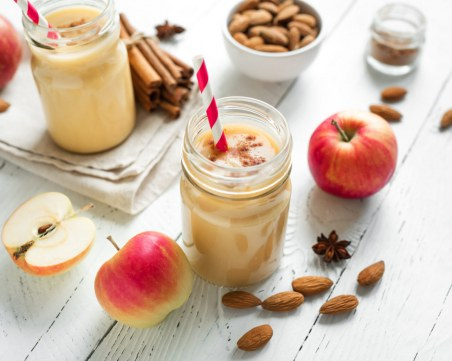 Здравословна закуска с ябълки за доза енергия всеки ден
