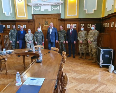 Мащабно военно учение започва в Чешнегирово, Зико ще е гост