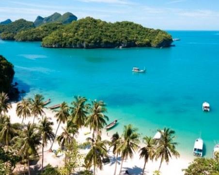 Почивка в Тайланд? Само с карантини и отрицателни тестове до януари 2022