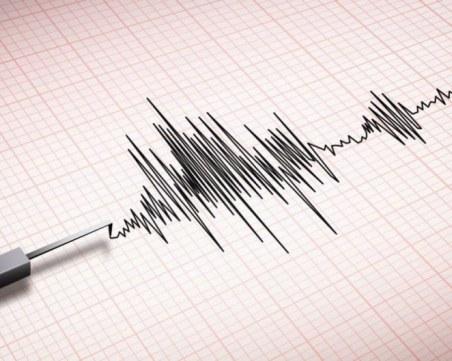 Регистрираха земетресение в Пазарджишко