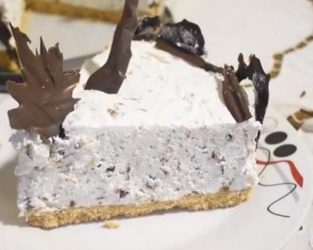 Рецепта за лесна и бърза сурова торта