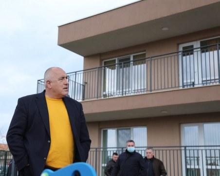 Борисов: Държавата е инвестирала повече от 6 милиона за модернизиране на образованието в Силистренско