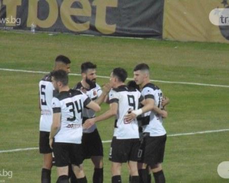 Димитър Илиев: Първият гол беше наслада