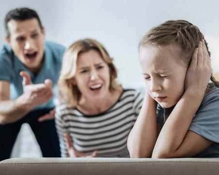 Учени: Системните сурови методи на възпитание увреждат детския мозък