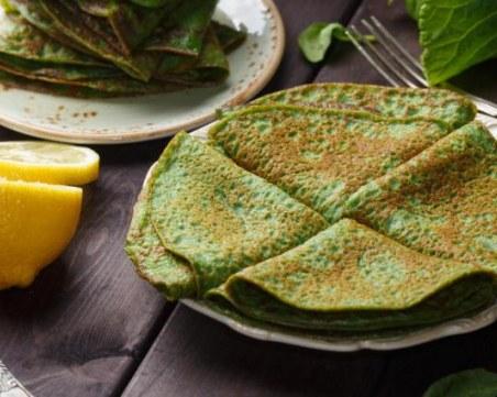 Пролетни солени палачинки по рецепта на Джейми Оливър