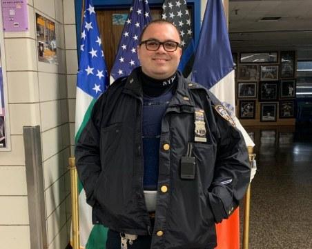 Български полицай в Ню Йорк се превърна в герой! Спаси живота на бебе на Бруклинския мост