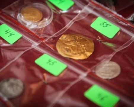 Разбиха престъпна група търгуваща с антики, иззеха колекция от над 60 предмета