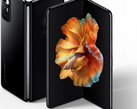 Xiaomi навлиза в сегмента с огъващи се смартфони