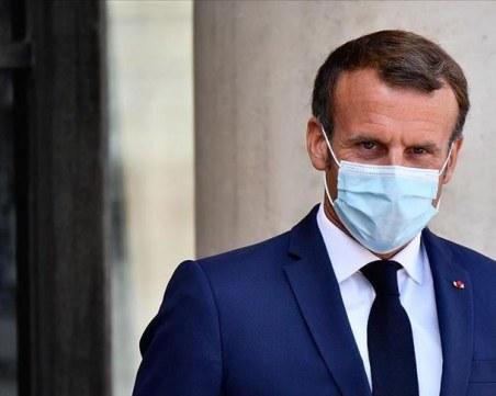 Франция влиза в нов локдаун за 4 седмици