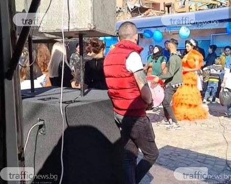 Кючеци се вихрят в Столипиново, сватбари изпревариха отхлабването на мерките