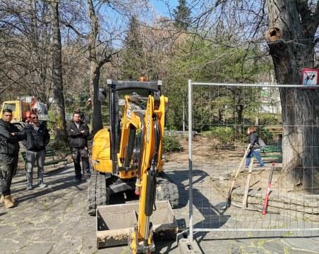 Изграждат първата детска площадка в Пловдив за деца със специални потребности
