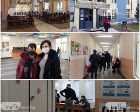 Католиците в Раковски – първо на църква, после към урните