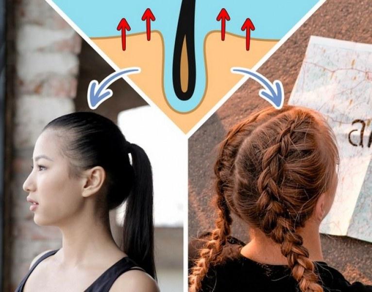 10 лоши навика, които правят косата ви по-рядка