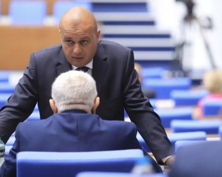 Христо Проданов: Безотговорно е Нинова да подаде оставка