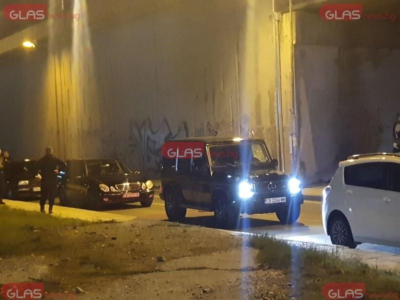 Детето в джипа на застреляния в София не е пострадало