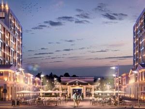Строят зелен квартал без автомобили на 200 дка в Пловдив