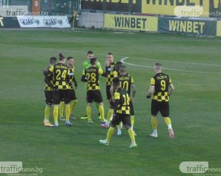 Ботев подновява първенството с гостуване във Враца