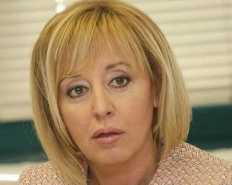 Манолова съзря естествен партньор в лицето на Слави, зове за анти-ГЕРБ правителство