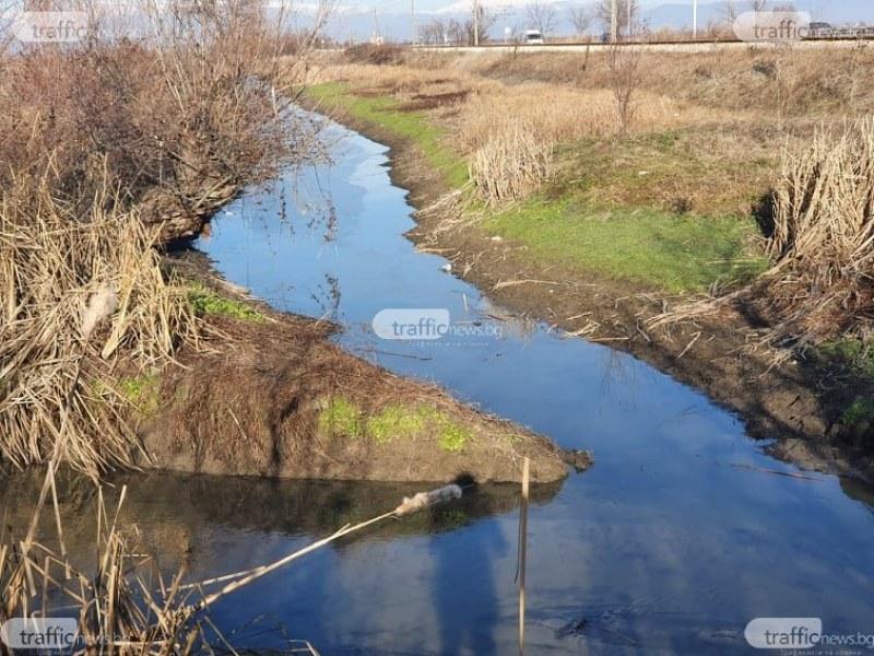 Жители на Найден Герово настояват за ограда около канала, в който се удави дете