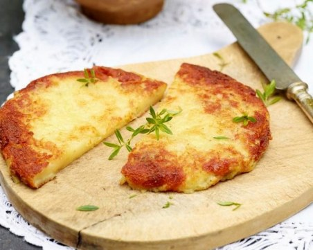 """Рецепта за италианските """"frico"""