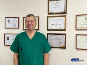 Сложни гръдни операции правят лекари с помощта на робота в Пловдив