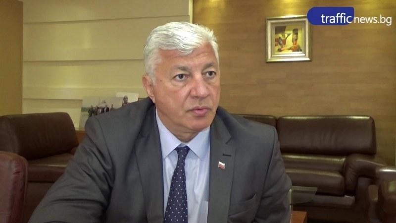 Здравко Димитров с поздрав към всички роми в Пловдив