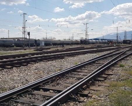 Млад мъж загина от токов удар при ремонт на ЖП релси