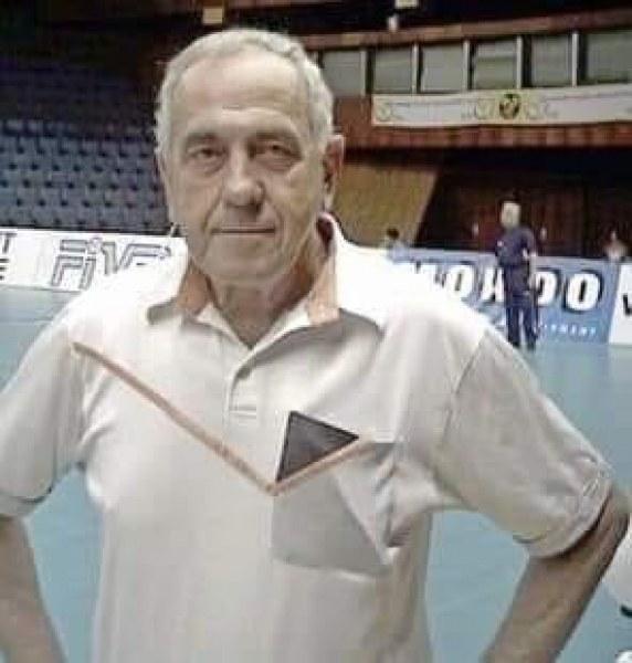 Един от най-успешните ни волейболни треньори загуби битката с COVID-19