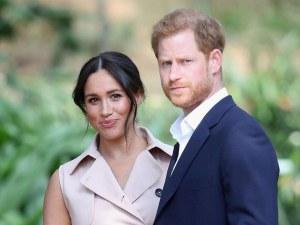 Хари пътува без Меган за погребението на принц Филип