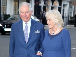 Принц Чарлз даде изявление след смъртта на баща си