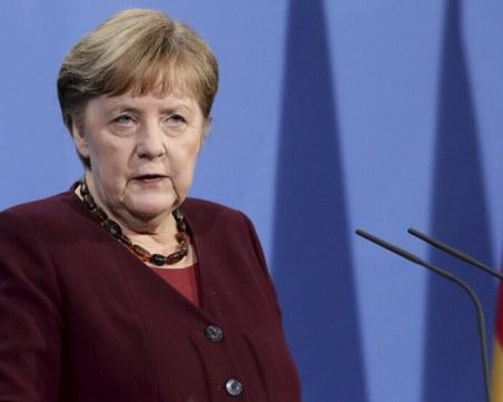 Пълно затваряне на Германия обмисля Ангела Меркел