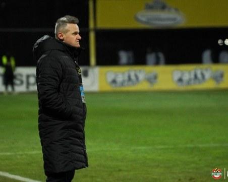 Валентич ще води Ботев срещу Славия