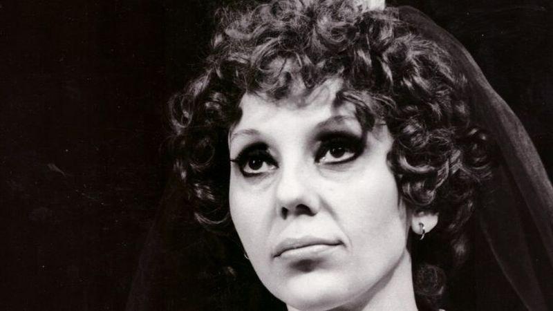 Почина бившата съпруга на Тодор Колев - актрисата Адриана Палюшева