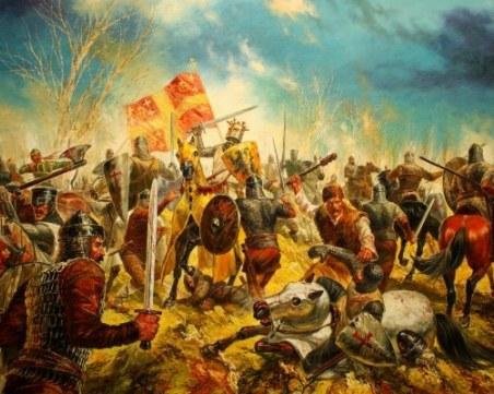 На този ден: Цар Калоян разбива латинците край Одрин