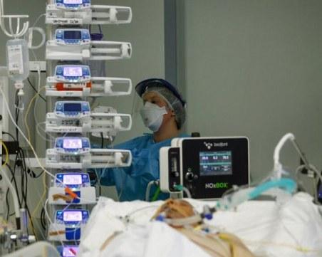 Смъртните случаи на COVID-19 в Европа стигнаха 1 милион души