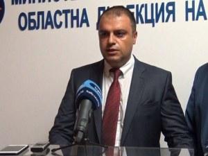 Шефът на МВР-Пловдив: Твърдо заставам зад служителите на МВР, насърчавам ги да работят по линия на наркотици