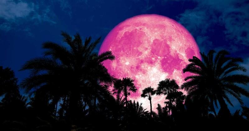 Какво ще ни донесе грандиозната розова Супер Луна на 27 април?