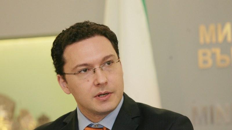 Обсъждат издигането на Даниел Митов като премиер от ГЕРБ