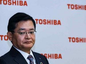 Главният изпълнителен директор на Toshiba подаде оставка