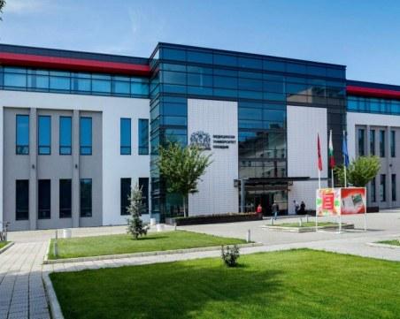 Бъдещи медици и преподаватели от МУ-Пловдив даряват кръв за пациентите си